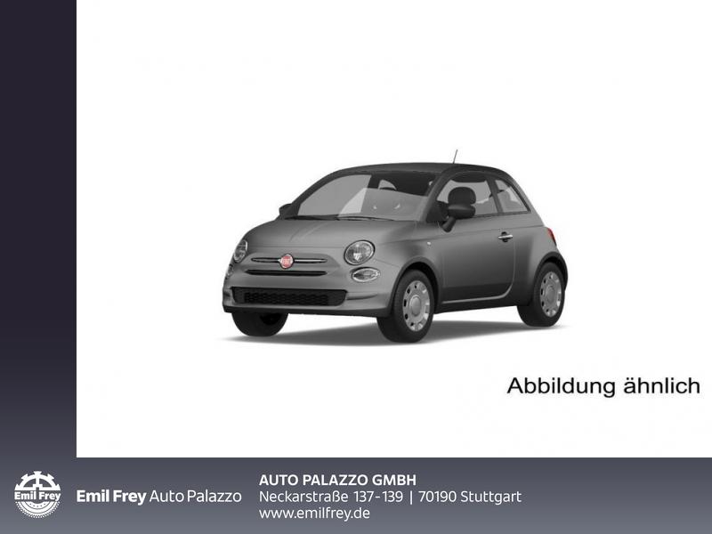 Fiat 500 1.0 Hybrid Rockstar, Jahr 2020, Benzin