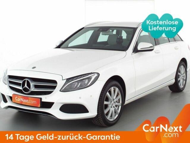 Mercedes-Benz C 220d 4M T 9G-TRO Avantgarde LED, Jahr 2017, Diesel