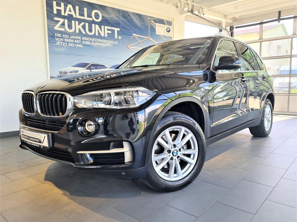 BMW X5 xDr.30d KAM+SOFT+ACC+AHK+PANO+KOMF+360+STANDH, Jahr 2018, Diesel