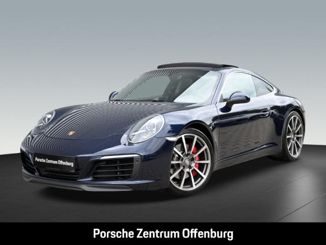 Porsche 911 Carrera S Coupe, PDK, Sport Chrono, PDK, Jahr 2018, Benzin