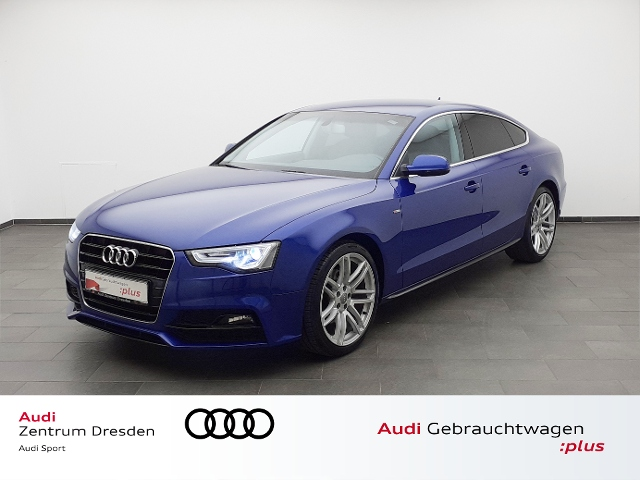Audi A5 Sportback 2.0 TDI Sport Edition plus S line, Jahr 2017, Diesel