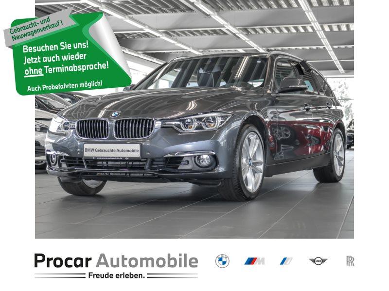 BMW 340i xDrive Luxury Line Individual Head-Up Pano, Jahr 2018, Benzin