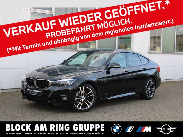 BMW 325d Gran Turismo M Sport AHK Kamera Navi LED, Jahr 2017, Diesel