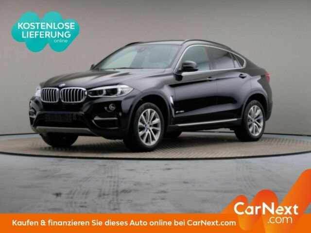 BMW X6 xDrive40d Navi Kamera Sitzheizung, Jahr 2017, Diesel