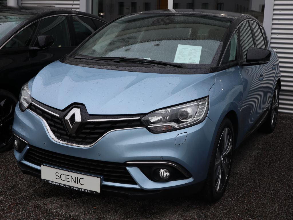 Renault Scenic INTENS TCe 130 - Vorführwagen, Jahr 2018, Benzin
