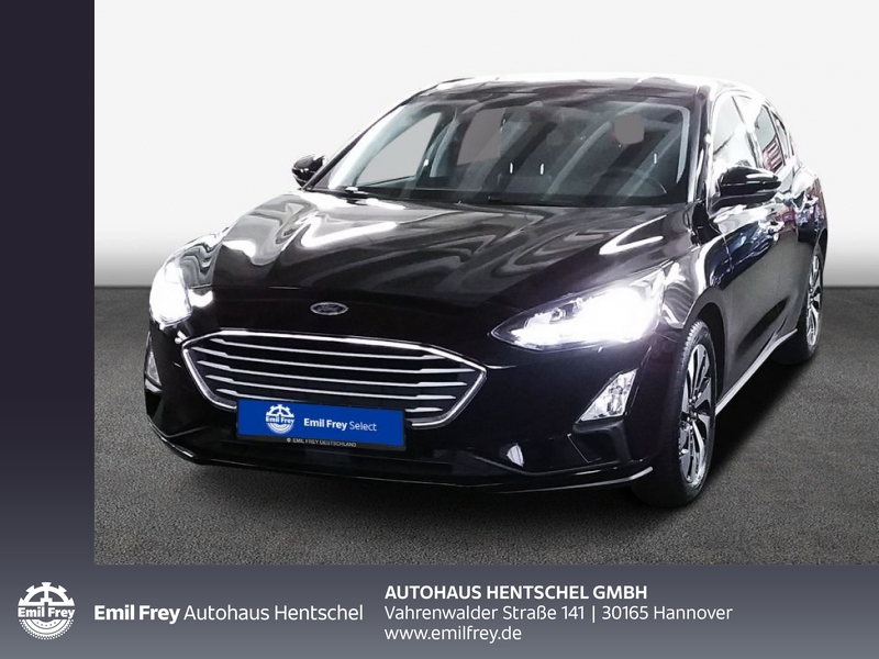 Ford Focus 1.5 EcoBlue Start-Stopp-System COOL&CONNECT, Jahr 2019, Diesel
