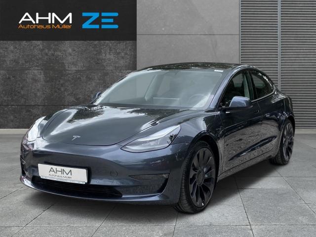 Tesla Model 3 Performance AWD Gen2 *Facel. 1299 Monat, Jahr 2021, Elektro