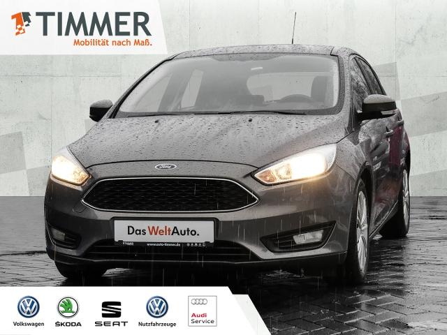 Ford Focus 1.5 TDCi Trend *PowerShift*GRA*PDC*KLIMA*, Jahr 2015, Diesel