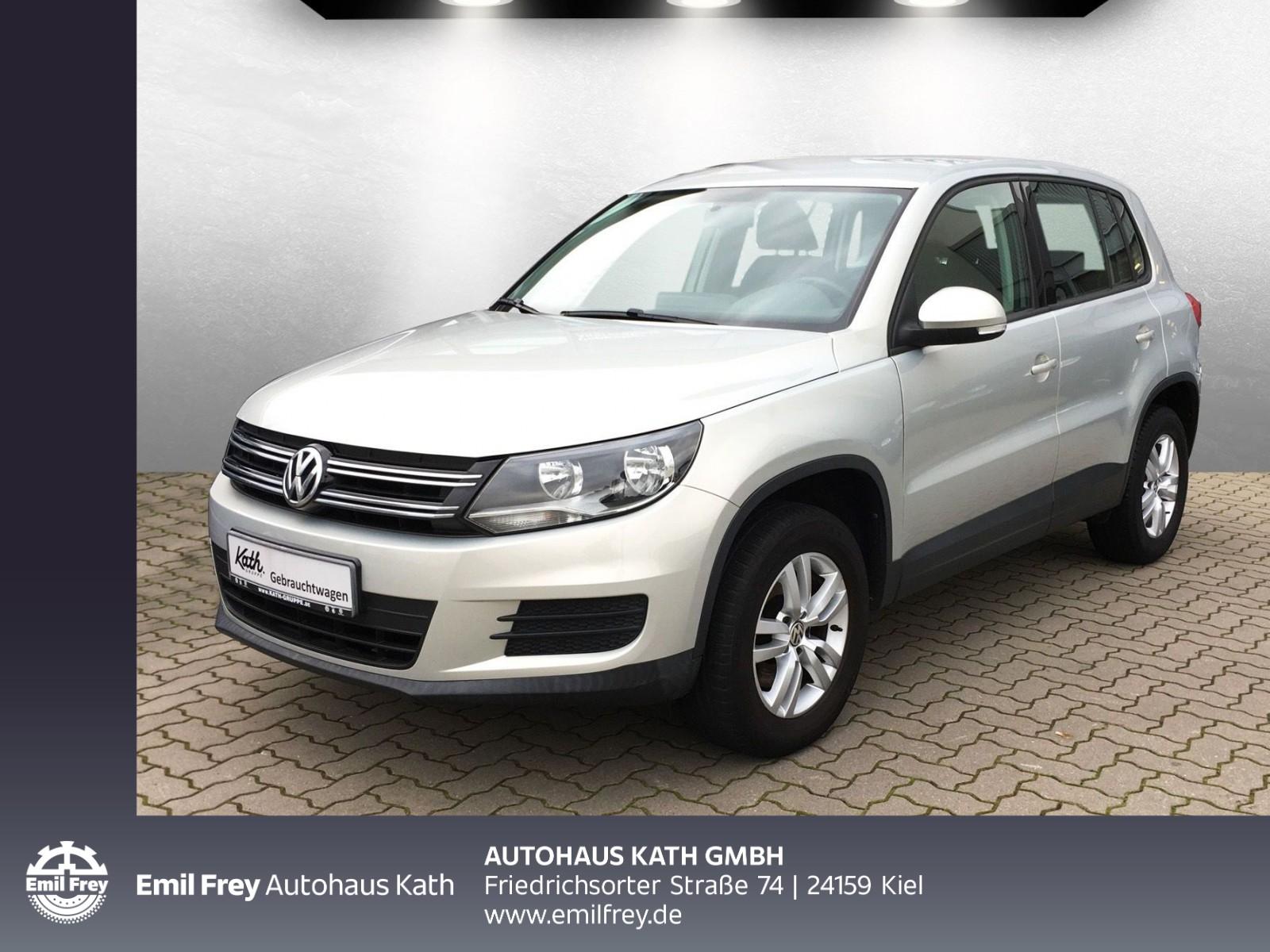 """Volkswagen Tiguan 1.4 TSi Trend & Fun"""" """"AHK,GJR"""", Jahr 2013, petrol"""