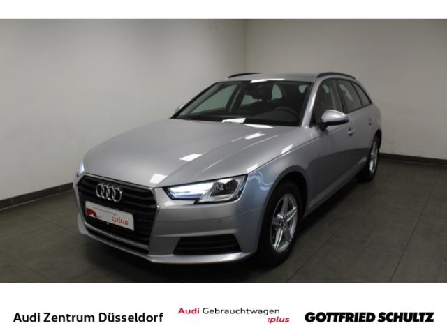 Audi A4 Avant 2.0 TDI 110(150)KW(PS) 6-Gang, Jahr 2018, Diesel