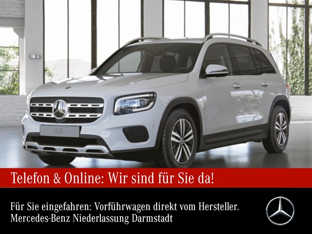 Mercedes-Benz GLB 180 LED Kamera Spurhalt-Ass Totwinkel PTS Temp, Jahr 2021, Benzin
