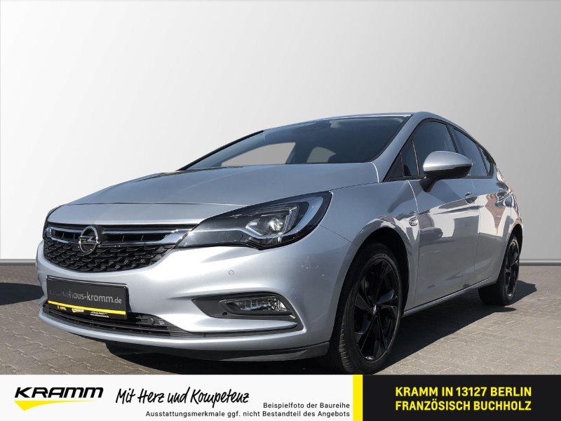 Opel Astra Active Navi RFK PDC vorn Shz. Tempomat BT, Jahr 2017, Benzin