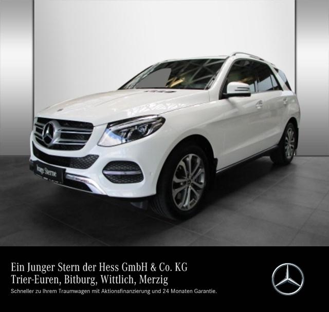 Mercedes-Benz GLE 400 4MATIC Com AIR KeyGo ACS 360 LED AHK, Jahr 2017, Benzin