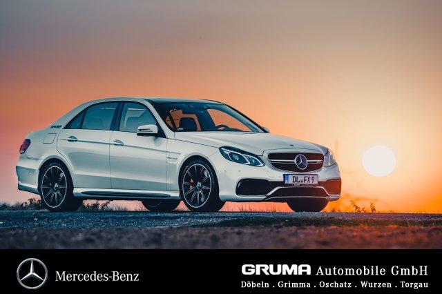 Mercedes-Benz E 63 AMG S 4M +LED+DRIVERSPACKAGE+PANO+B&O+FAP+, Jahr 2015, Benzin