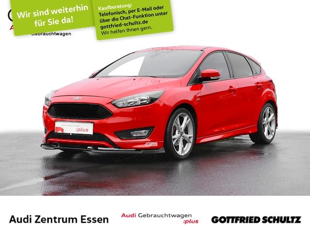 Ford Focus 1.0 Eco Boost ST-Line, Jahr 2018, Benzin
