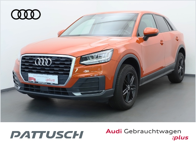 Audi Q2 1.4 TFSI LED Sitzhzg Tempomat, Jahr 2017, Benzin