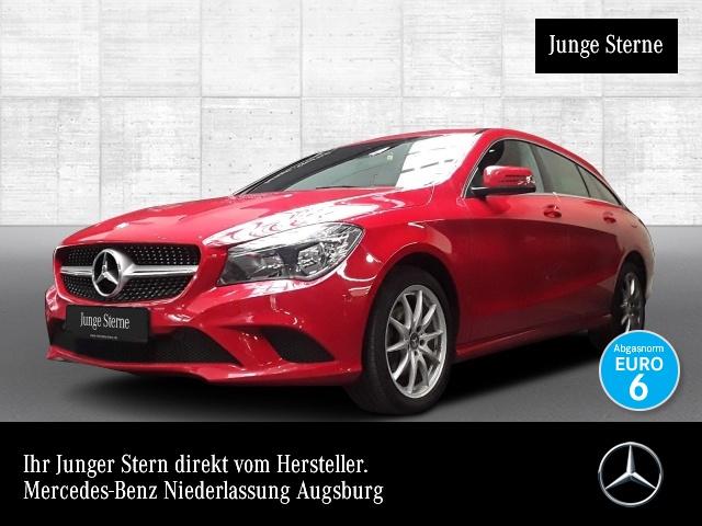 Mercedes-Benz CLA 200 d SB Urban Navi Sitzh Sitzkomfort Chromp, Jahr 2015, Diesel