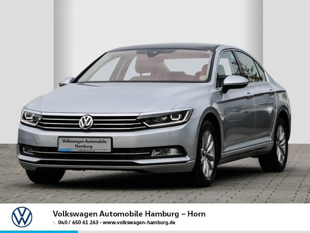 Volkswagen Passat 1.8 TSI DSG Comfortline Panoramadach, Jahr 2015, Benzin