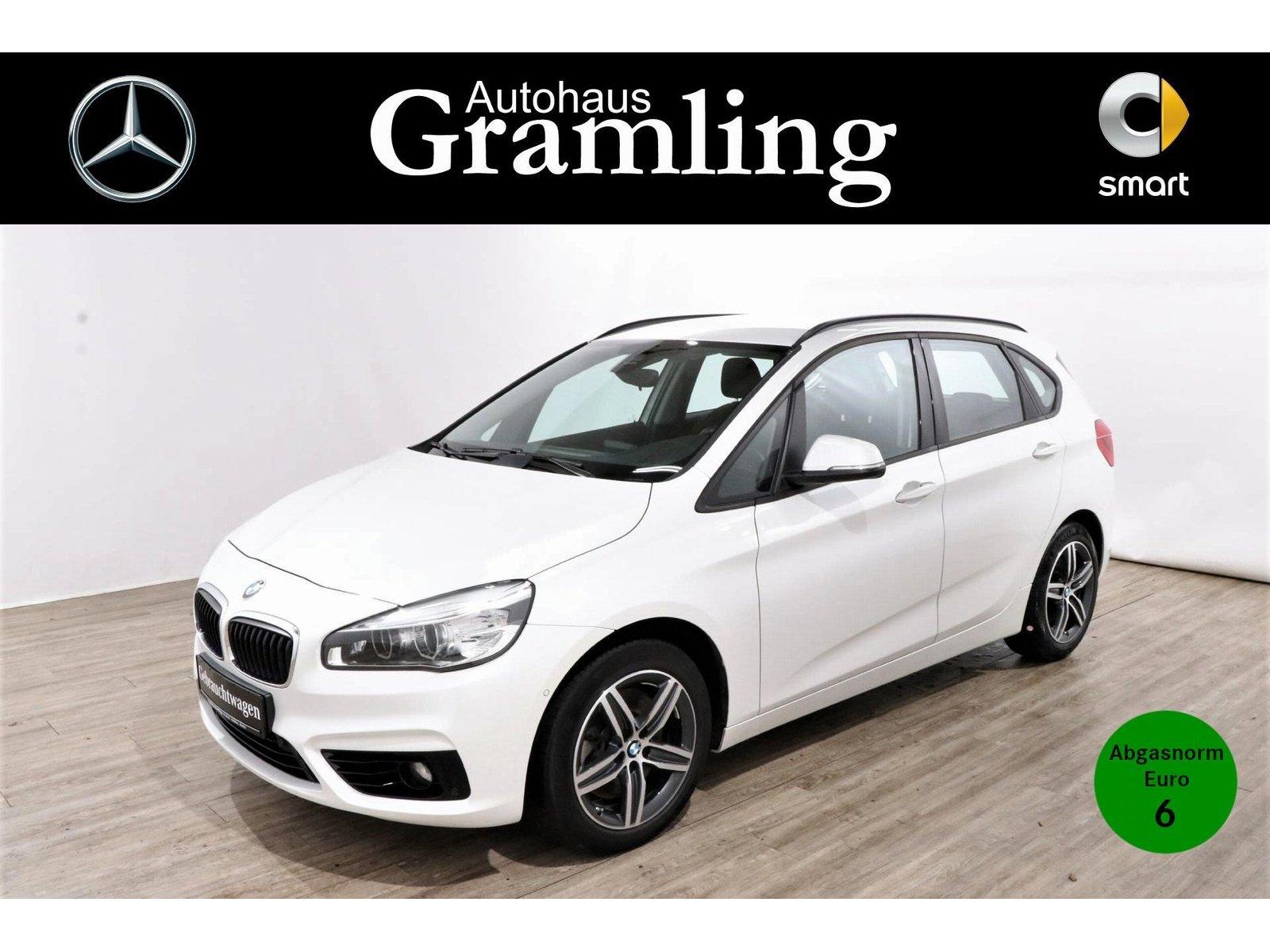 BMW 225i xDrive Sport-Line*Navi*PDC*AHK*Sportsitze**, Jahr 2015, Benzin