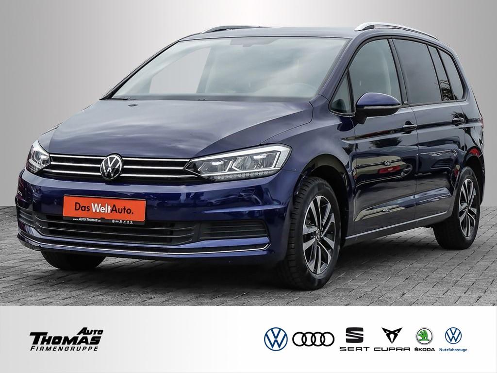 """Volkswagen Touran Comfortline """"United"""" 2.0 TDI 150PS DSG, Jahr 2020, diesel"""