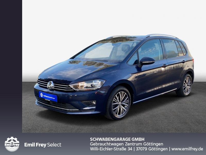 Volkswagen Golf Sportsvan 1.2 TSI BlueMotion Technology Allstar, Jahr 2016, Benzin