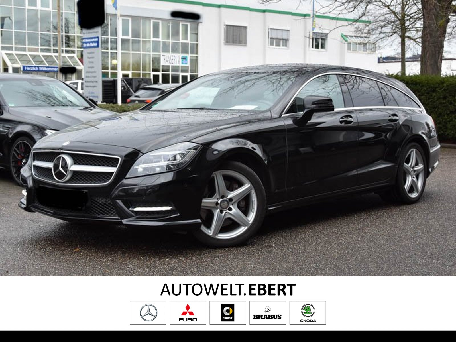 Mercedes-Benz CLS 350 CDI SB AMG COMAND+LED+RFK+BURM+DISTRONIC, Jahr 2014, Diesel