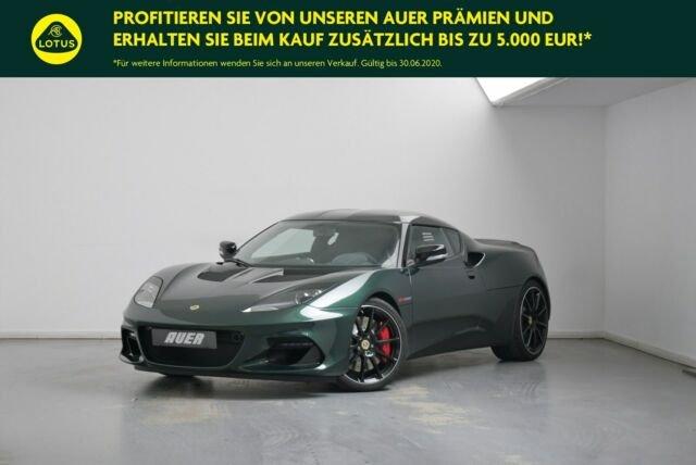 Lotus Evora GT 410 Sport Coupé Lotus Bodensee, Jahr 2020, Benzin