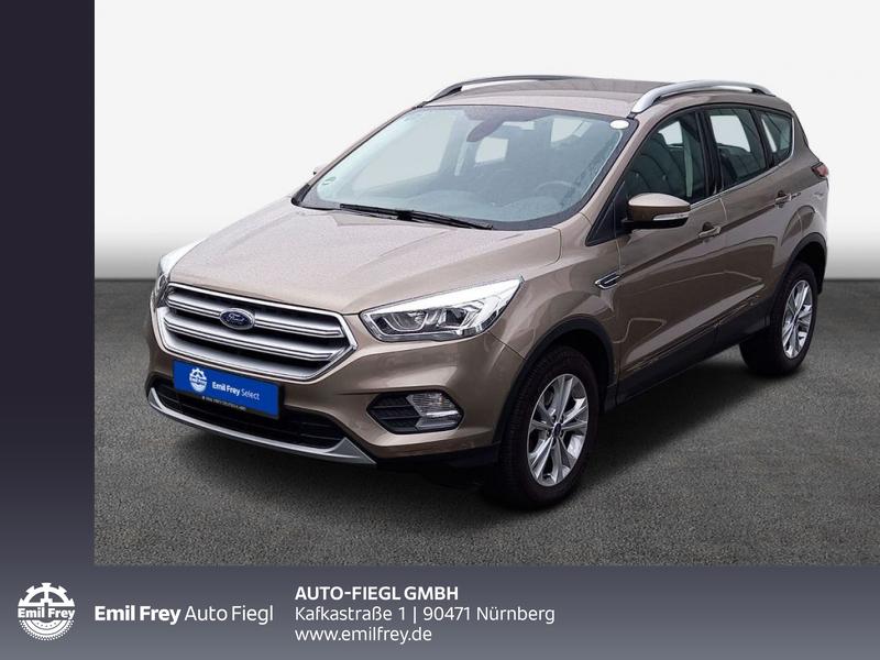 Ford Kuga 1.5 EcoBoost 2x4 Aut. Titanium, Jahr 2019, Benzin