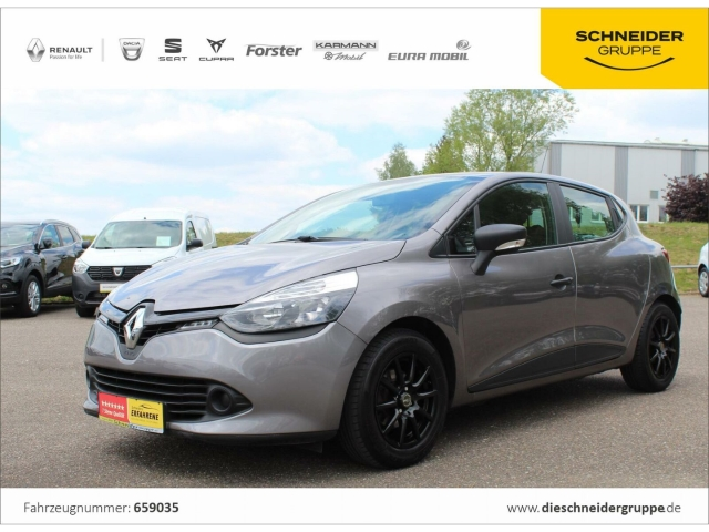 Renault Clio Authentique 1.2 16V, Jahr 2015, Benzin