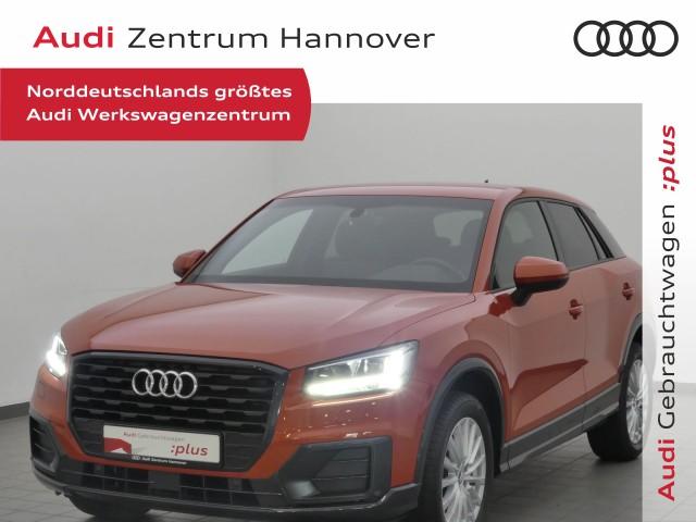 Audi Q2 30 TFSI Navi, LED, AHK, Navi, Jahr 2019, Benzin