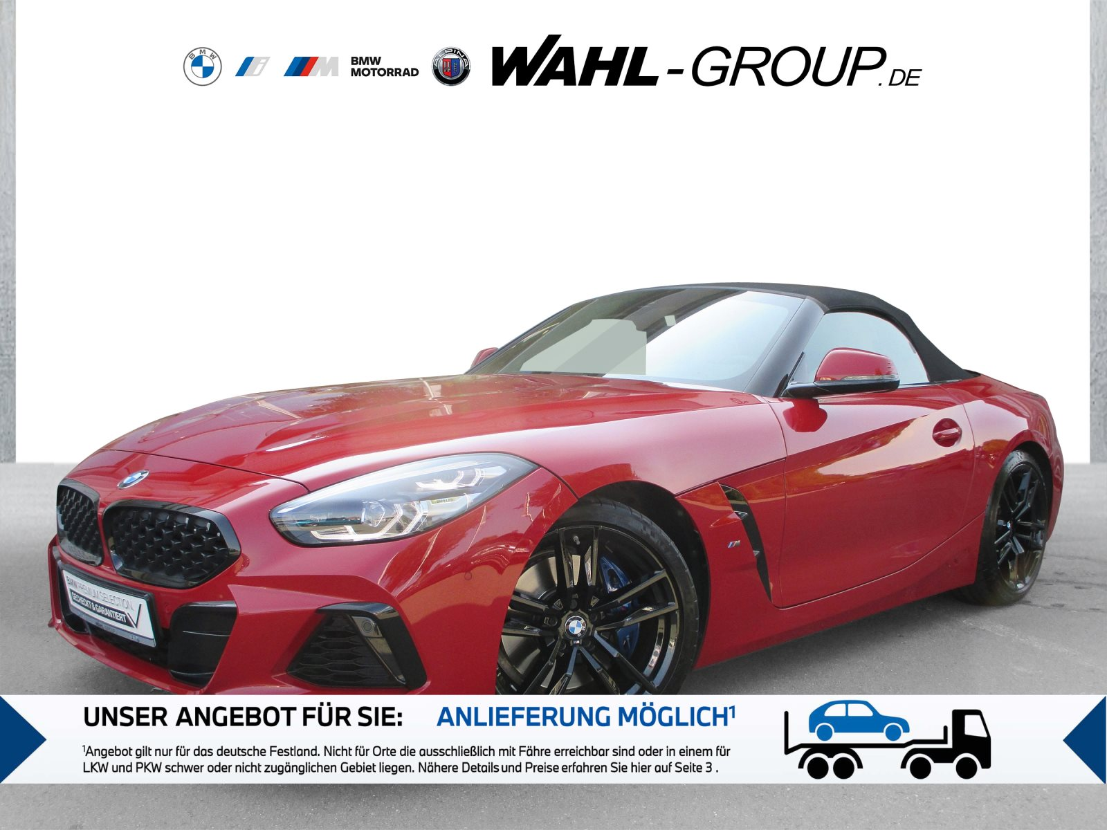 BMW Z4 M40i | Head-Up Navi LED, Jahr 2019, Benzin