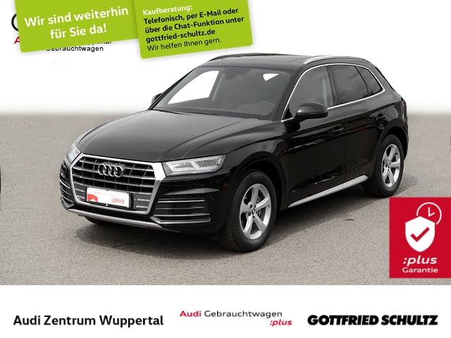 Audi Q5 2.0TDI PANO LEDER R-KAM CONNECT DAB LED NAV SHZ Sport, Jahr 2020, Diesel