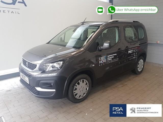 Peugeot Rifter L1 1.2 110 PureTech Active/ Klima/ EPH, Jahr 2020, Benzin