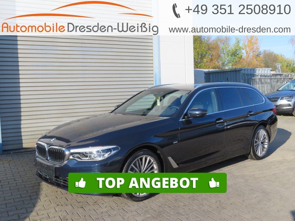 BMW 530 d Touring Sport Line*Navi*Pano*HeadUp*Kamera, Jahr 2017, Diesel