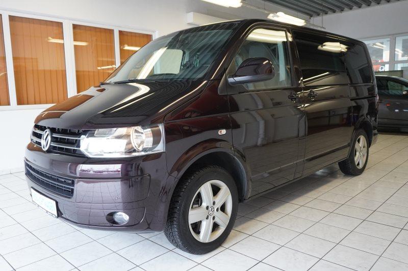 Volkswagen T5 2.0 Multivan Comfortline 4Motion, Jahr 2013, Diesel