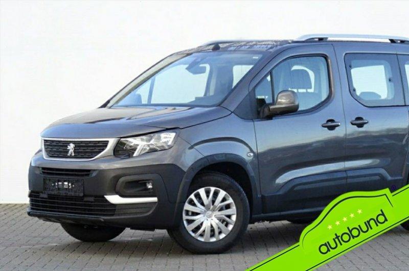 Peugeot Rifter 1,2 Pure Tech Active, Jahr 2020, Benzin