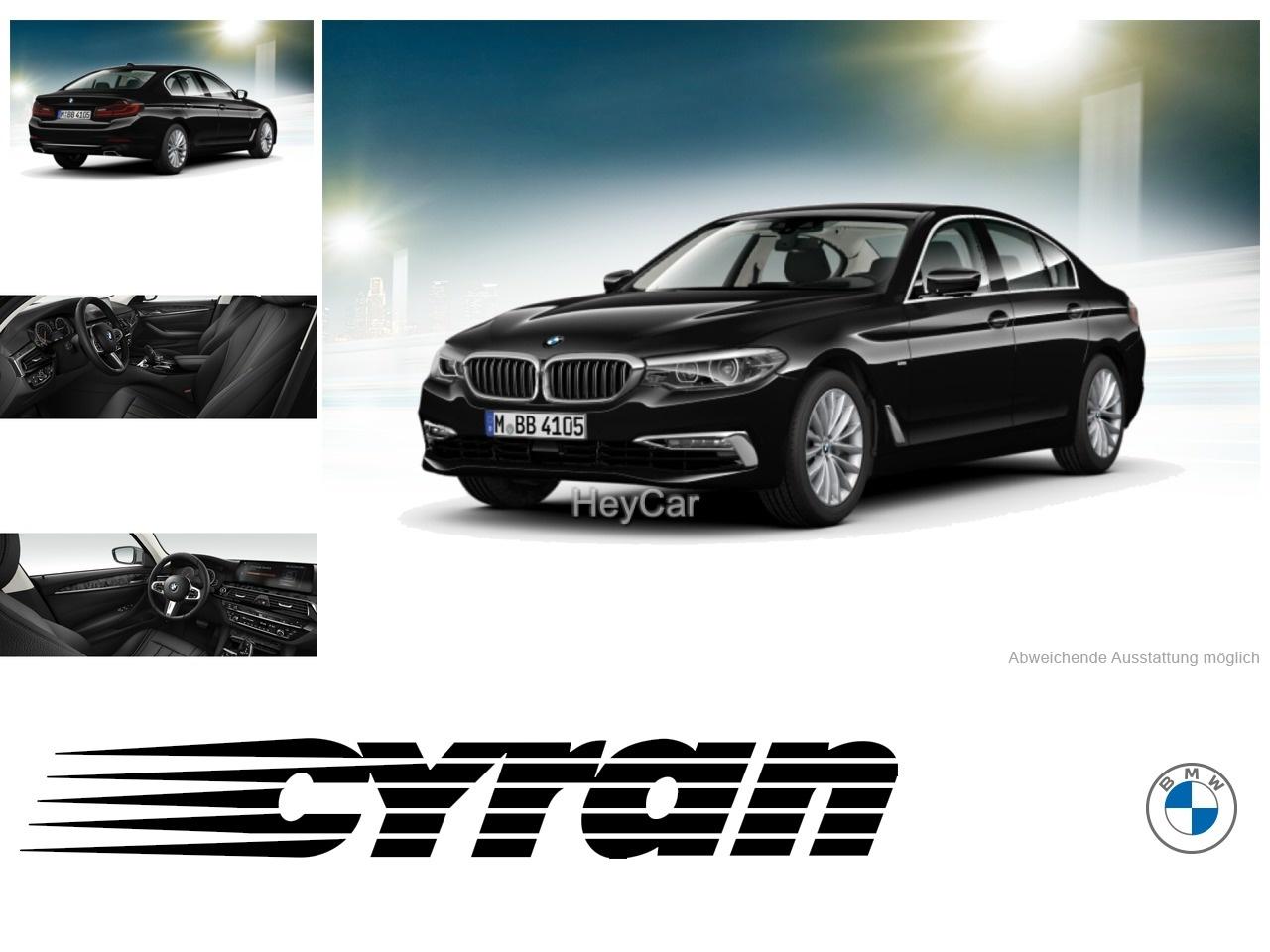 BMW 540i Luxury Line Driving Ass.Plus Head Up HiFi, Jahr 2017, Benzin