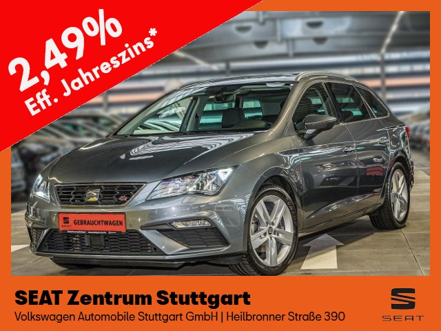 Seat Leon Sportstourer FR 1.4 TSI 110KW DSG, Jahr 2017, Benzin