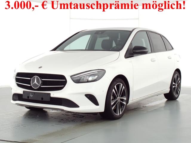 Mercedes-Benz B 220 d Progressive Night+Navi-Prem+LED+Kamera+Spiegel-P, Jahr 2020, Diesel