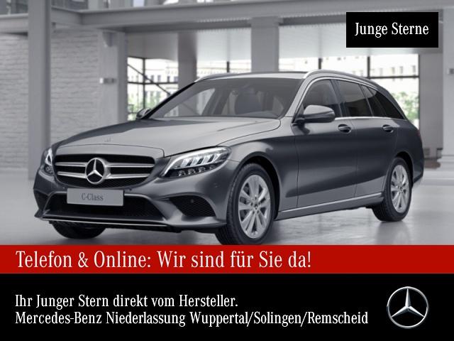 Mercedes-Benz C 180 T Avantgarde LED AHK Kamera PTS Easy-Pack 9G, Jahr 2020, Benzin