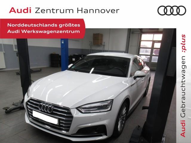 Audi A5 Sportback 40 TDI S line, virtual, Alcantara, ACC, Navi, Xenon, Jahr 2018, Diesel