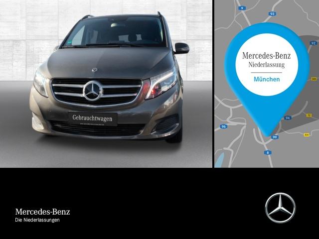 Mercedes-Benz V 250 d 4M EDITION Kompakt AHK Standhzg. Comand, Jahr 2017, Diesel