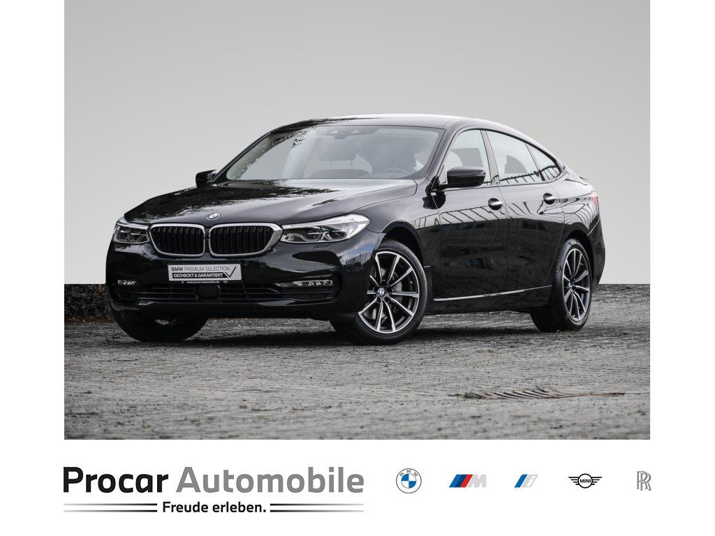 BMW 640i xDrive Sport Line Aktivlenkung LED WLAN, Jahr 2017, Benzin