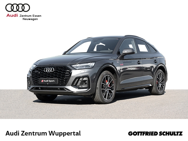 Audi Q5 Sportback line 45 TFSI quattro S tronic, Jahr 2021, Benzin