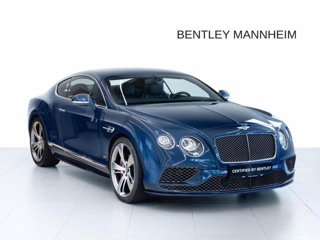 Bentley Continental GT Speed - W12 - Sports Plus, Jahr 2014, Benzin