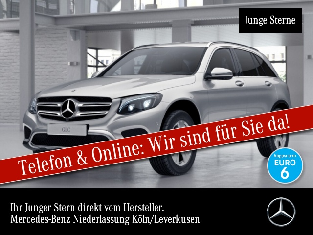 Mercedes-Benz GLC 350 d 4M Exclusive 360° COMAND ILS LED PTS 9G, Jahr 2017, Diesel