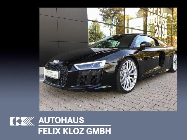 Audi R8 5.2 FSI quattro/MMI Navi/LED/Dynamik/SAuspuff, Jahr 2016, Benzin