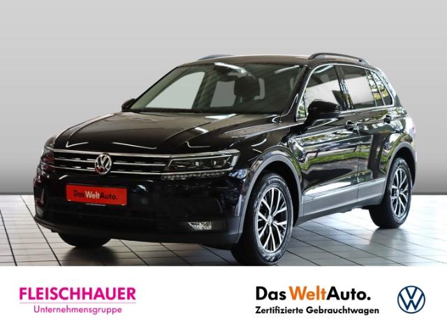 Volkswagen Tiguan Comfortline BMT 1.5 TSI NAVI AHK ACC, Jahr 2020, Benzin