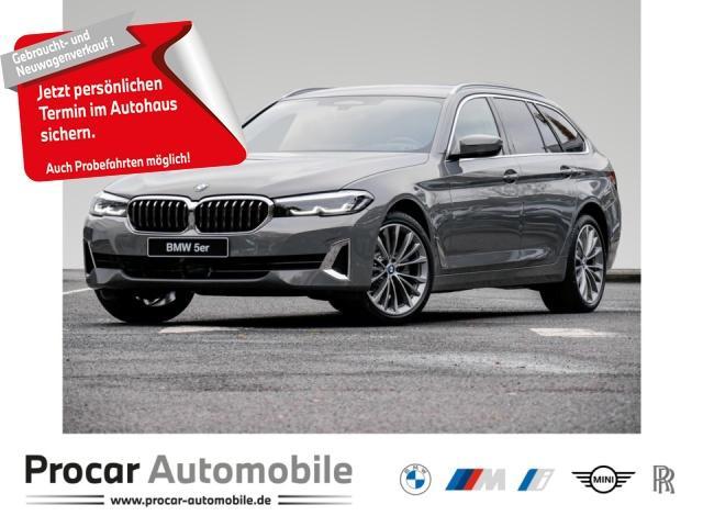 BMW 520d Touring Luxury Line Aut. Klimaaut. Head-Up, Jahr 2021, Diesel