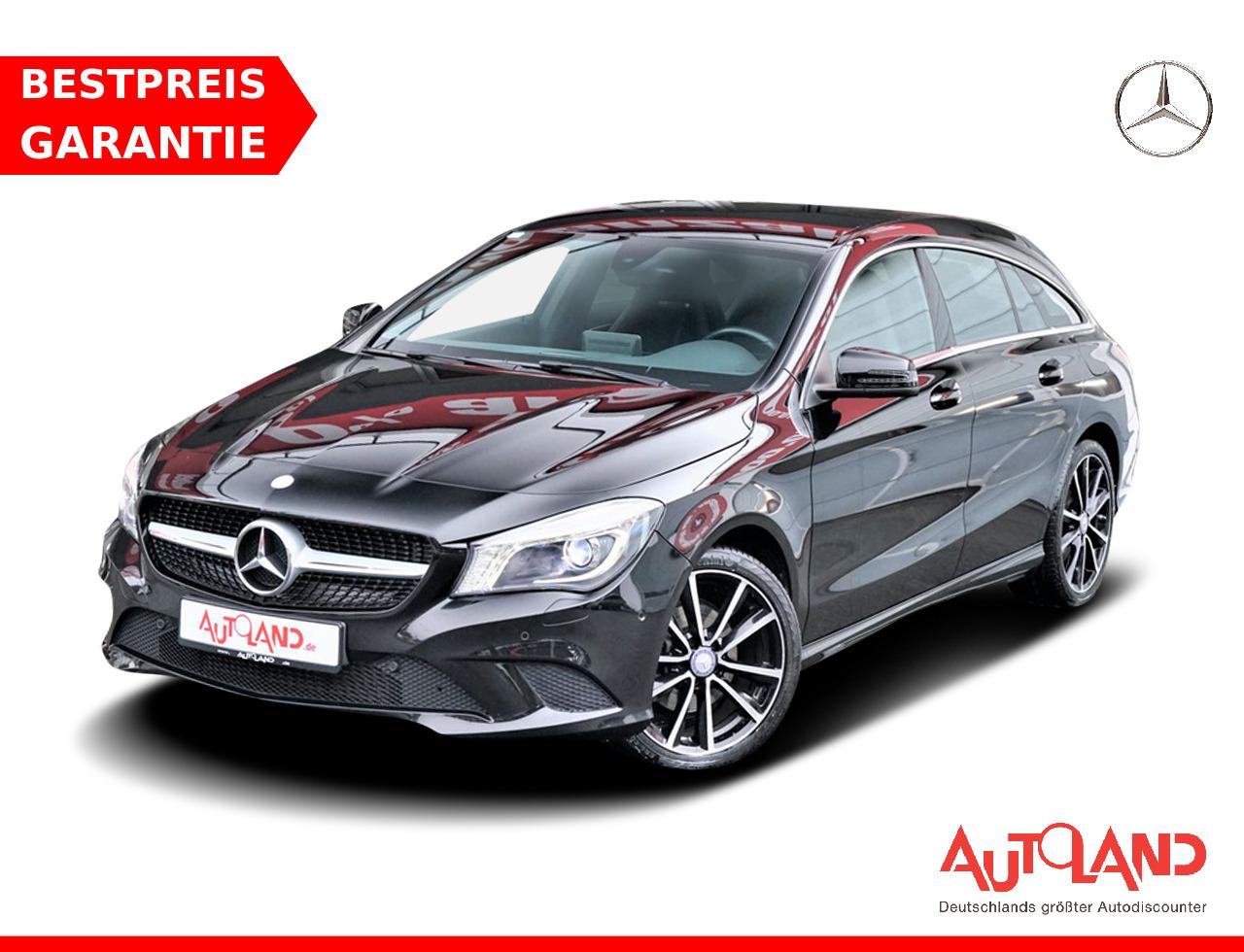 Mercedes-Benz CLA 200 Shooting Brake, Jahr 2015, Benzin
